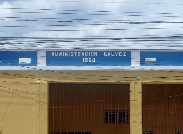 Government building El Amatillo, Honduras