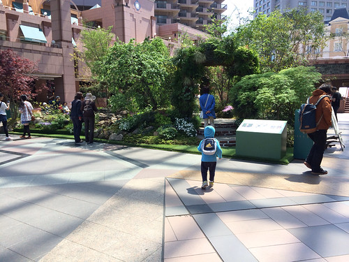ドリームガーデン(恵比寿ガーデンプレイス) 2014/4