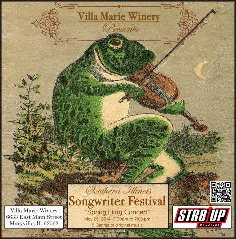 Songwriter Festival 5-25-14