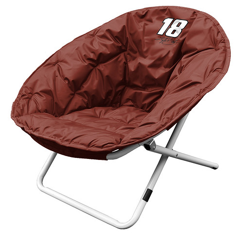 Kyle Busch #18 Sphere Chair