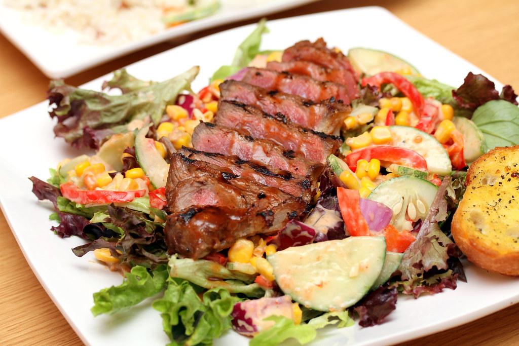 Saladworks' Chef Signature Salad @ JEM