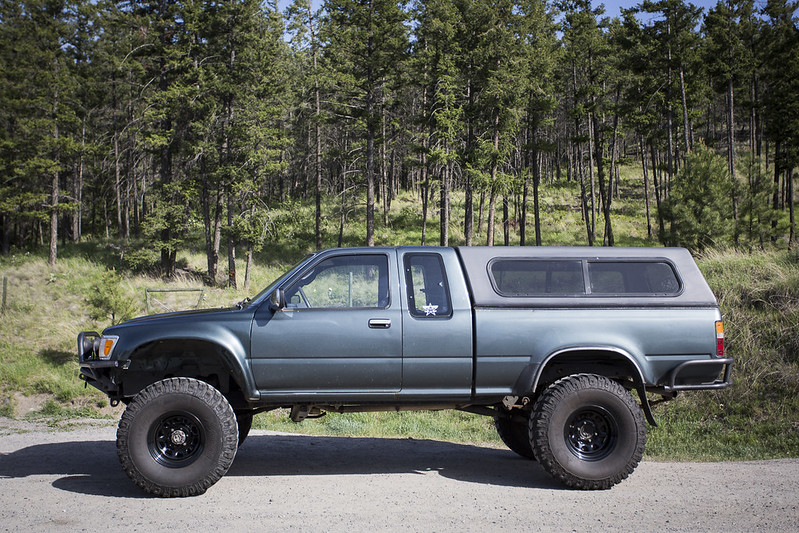 Show Us Your Toyota Runner Tacoma Or Truck Expedition Portal - 4runner truck