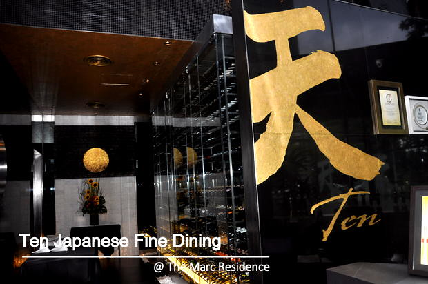 Ten Japanese Fine Dining 8