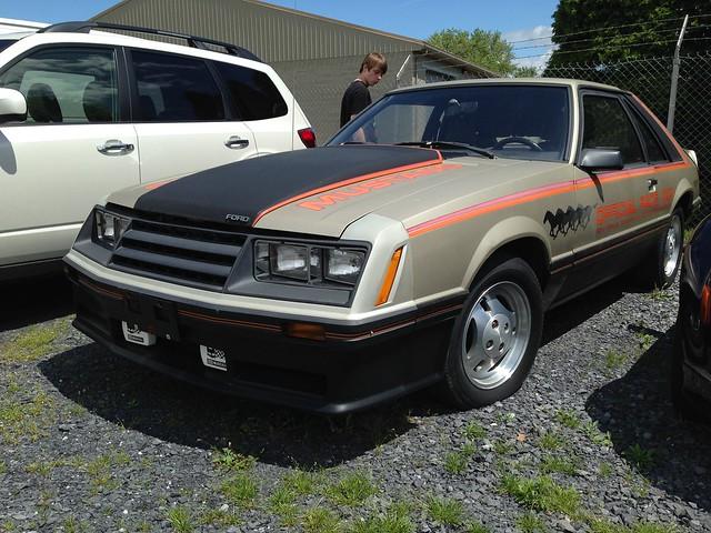 Mustang Pace Car Replica (III)