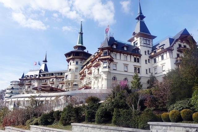 Zurich Dolder Grand Hotel
