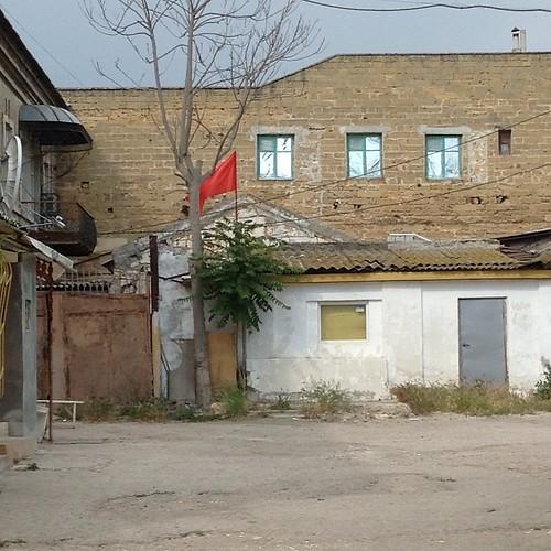 Просто двор в Евпатории #евпатория  #крым