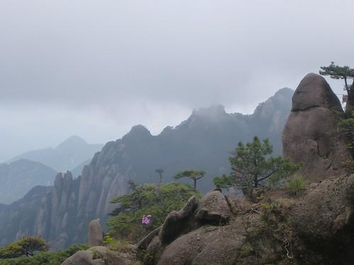 Jiangxi-Sanqing Shan-3 sentier du soleil (68)