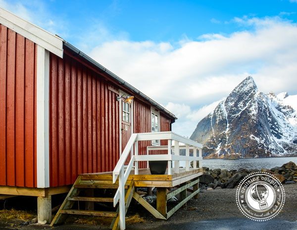 Eliassen Rorbuer Lofoten Islands