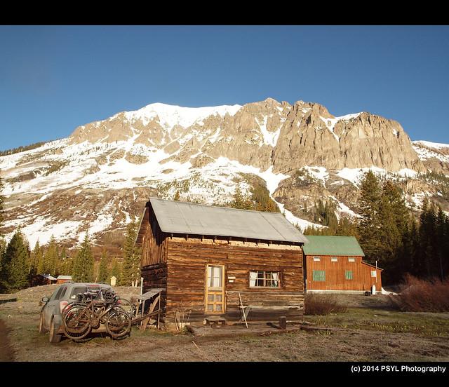Crystal cabin