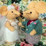 Mouse Wedding Party