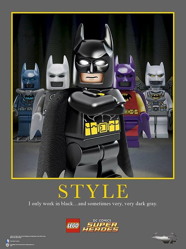 LEGO Batman 3 Costumes