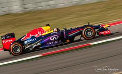Sebastian Vettel, Red Bull Racing by DaveWilsonPhotography