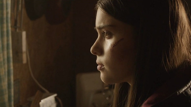Devery Jacobs growns up in unfortunate ways in RHYMES FOR YOUNG GHOULS.