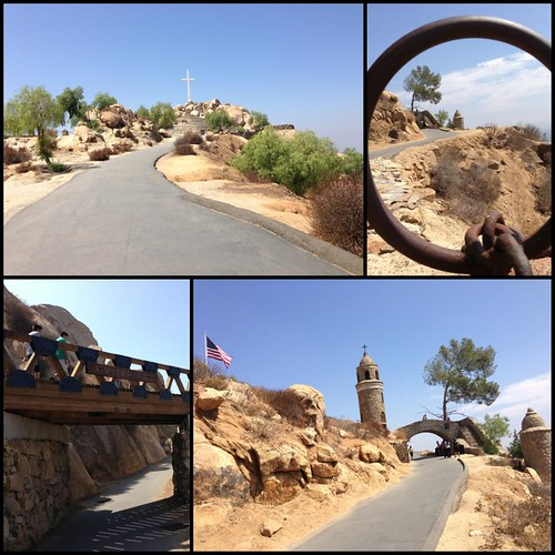 Mount Rubidoux Loop Hike