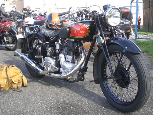Royal Enfield WDCO 1942 350cc OHV