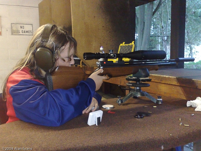 Air Rifle Benchrest Shooting Flickr Photo Sharing