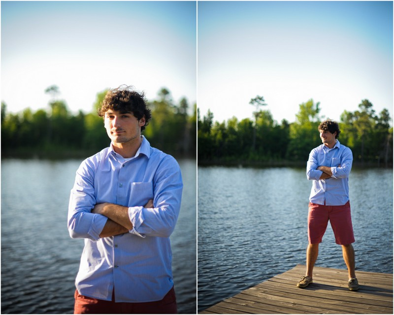 Andrew's Senior Portraits