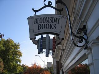 Librería Bloomsday.
