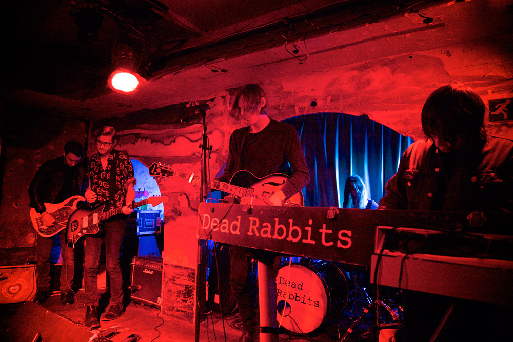 Dead Rabbits @ Shacklewell Arms - Outta Mind