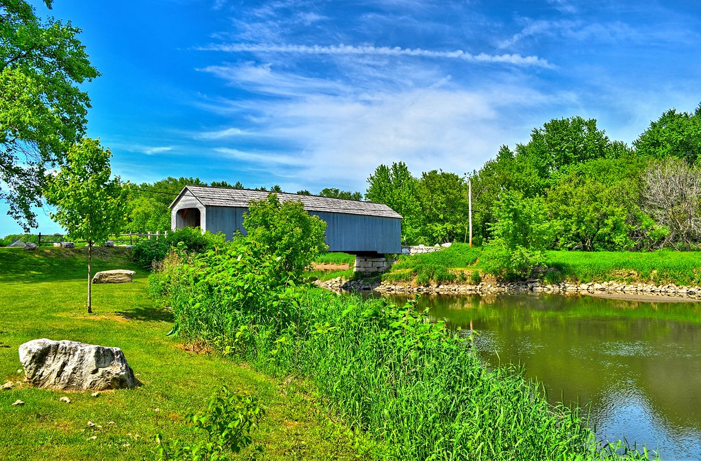 Covered Bridge, Old  Sheffield MA