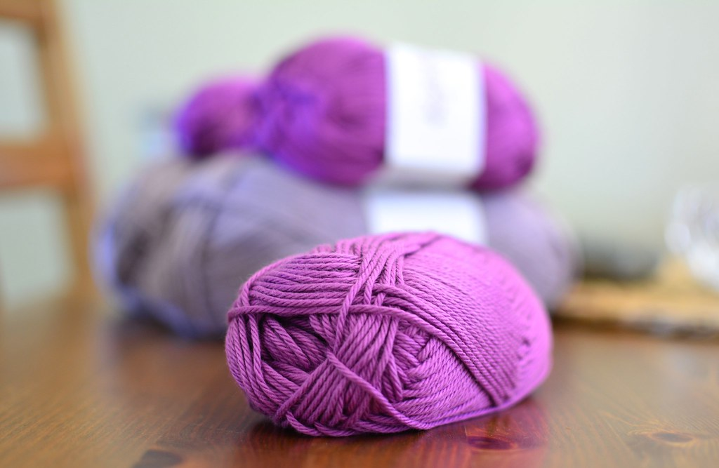 Color Inspiration - New Yarn