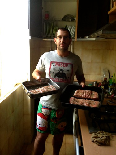 Pork Belly time