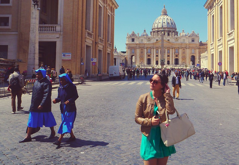 Vatican and nuns