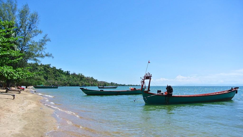 Koh Tonsay, Cambodia. 6
