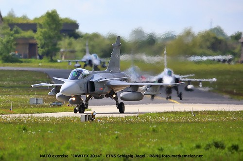 Hungarian Air Force JAS39 Gripen 37