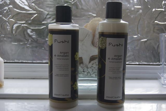 fushi shampoo and conditioner