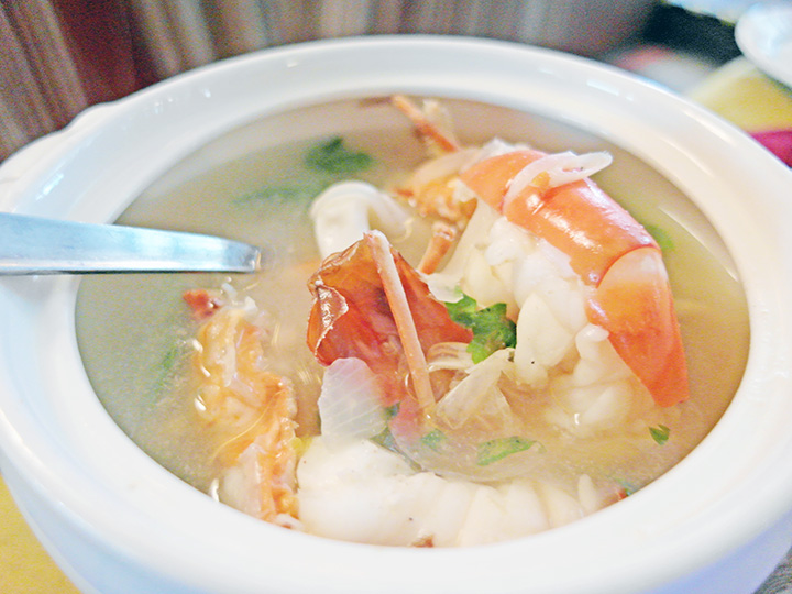 tom yum soup KL 1