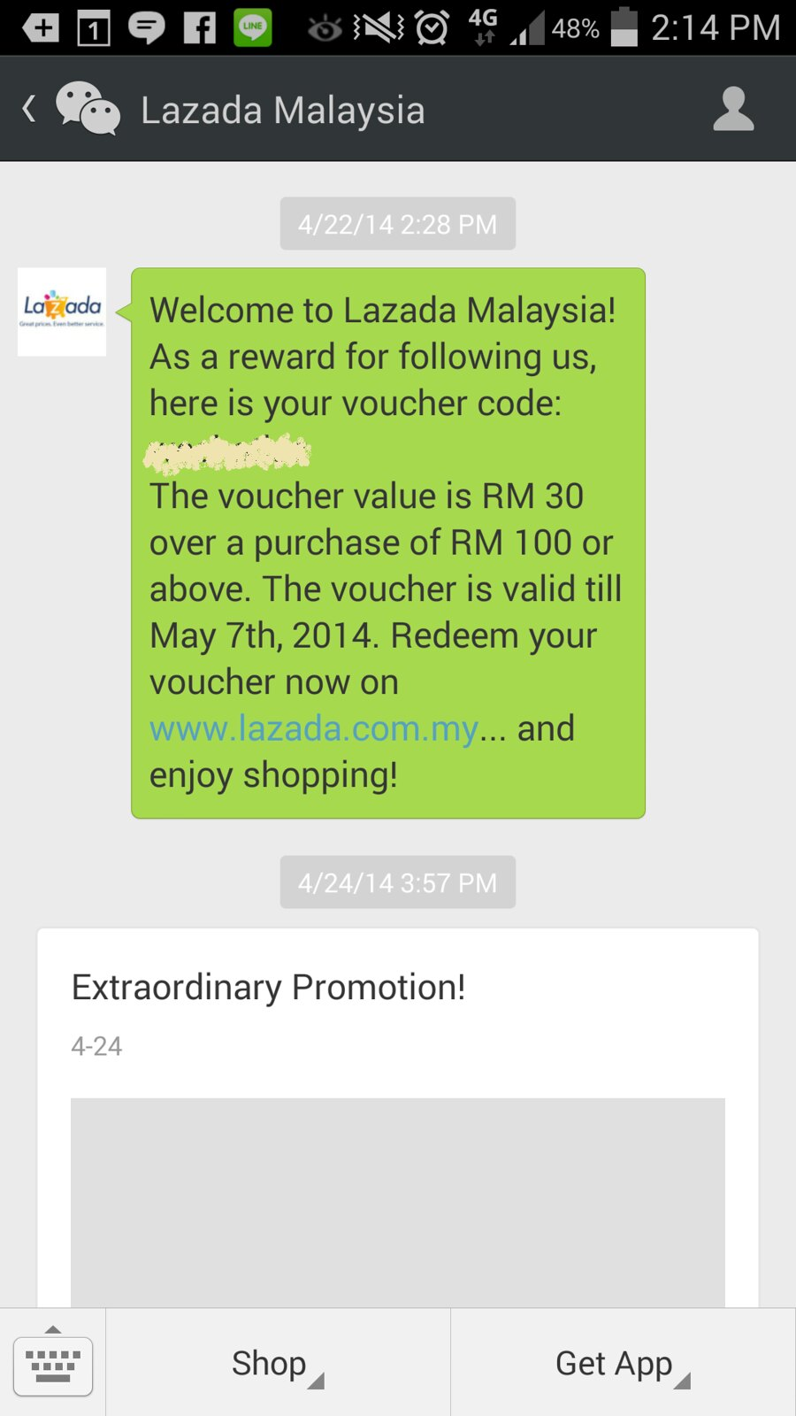 Enjoy RM30 off when you subscribe