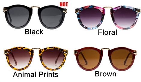 A4 One strap shades