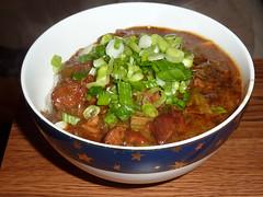 Gamer Chow - Chicken Gumbo