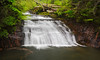 Kinlock Falls in Sipsey Wilderness - 4305 by J & W Photography