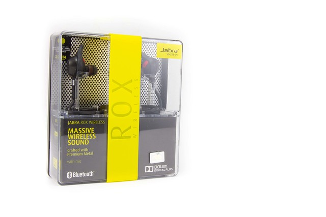 Jabra ROX™ Wireless Bluetooth Earbuds