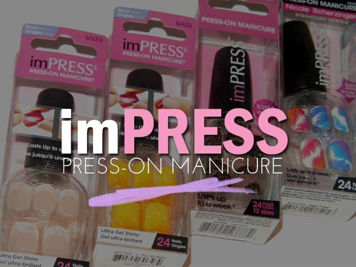 Broadway imPress Press-on Manicure (1)