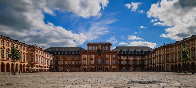 Mannheim Palace (University) // Mannheimer Schloss (Universität) - Afternoon