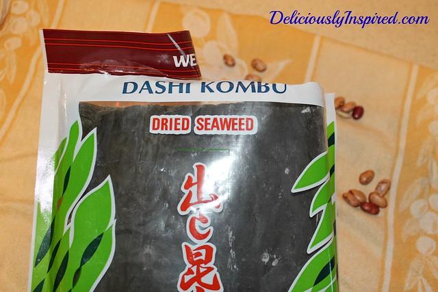 Cranberry Beans - Kombu