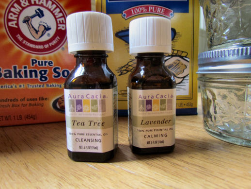 Essential Oils for Homemade Deodorant