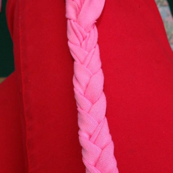 2 braid straps