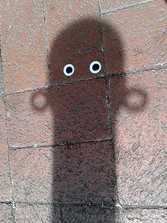 Eyebombing Using Shadows 1