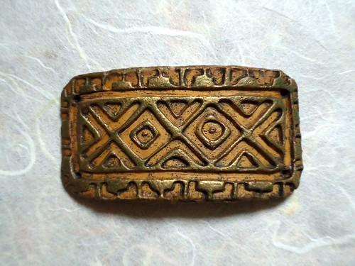 Etruscan piece (gold)