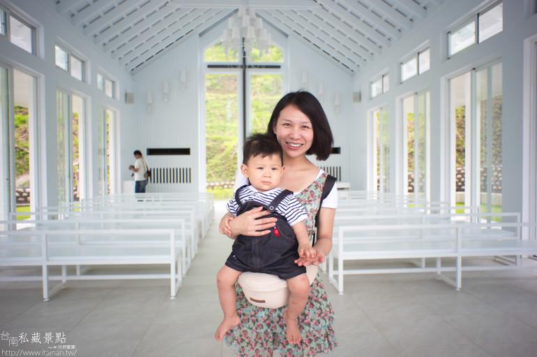 台南私藏景點--白色教堂 (7)