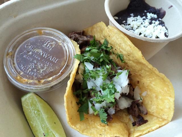 Asada taco - Uno Dos Tacos