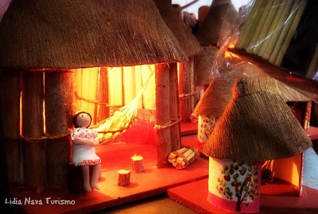 casa maya artesanía