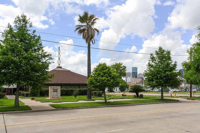 St John Missionary Baptist Church (Dowling Street), Houston