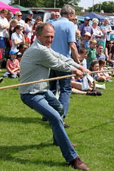 tug of war, physical fitness, lawn,