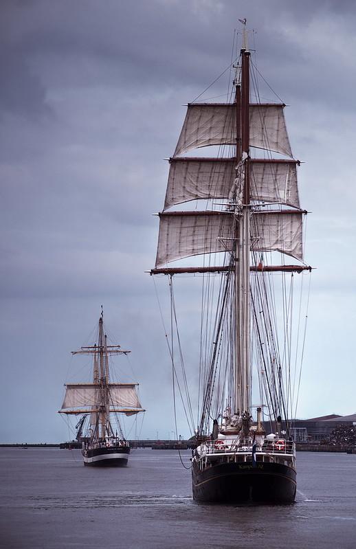 Tall ships #1
