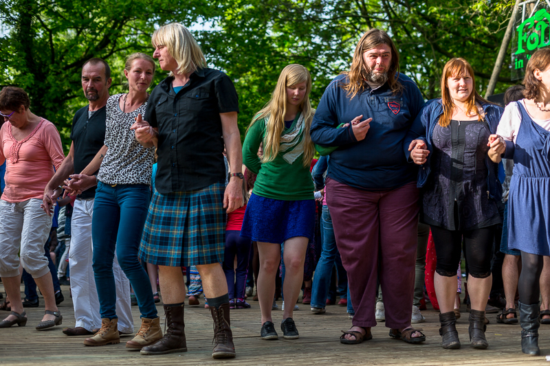 Folk in 't Gruun 2014